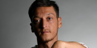 Mesut Ozil of Arsenal during the Arsenal Media Photocall at London Colney on September 09, 2020 in St Albans, England Image credit: Getty Images
