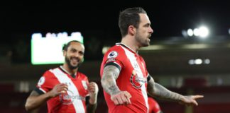 Danny Ings celebrates Image credit: Getty Images