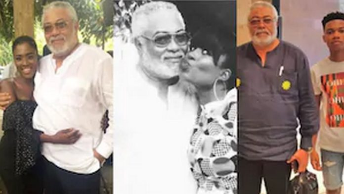 `Rawlings and celebrities