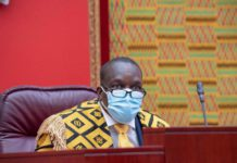 Speaker of the 8th Parliament , Alban Sumana Bagbin