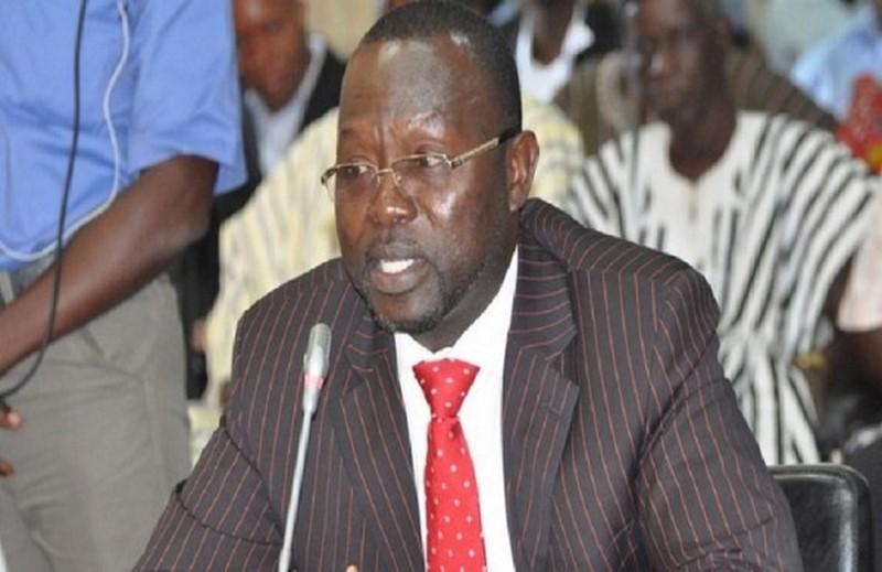 Former Deputy Attorney General, Dominic Ayine