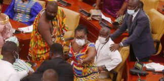 confusion hits parliament