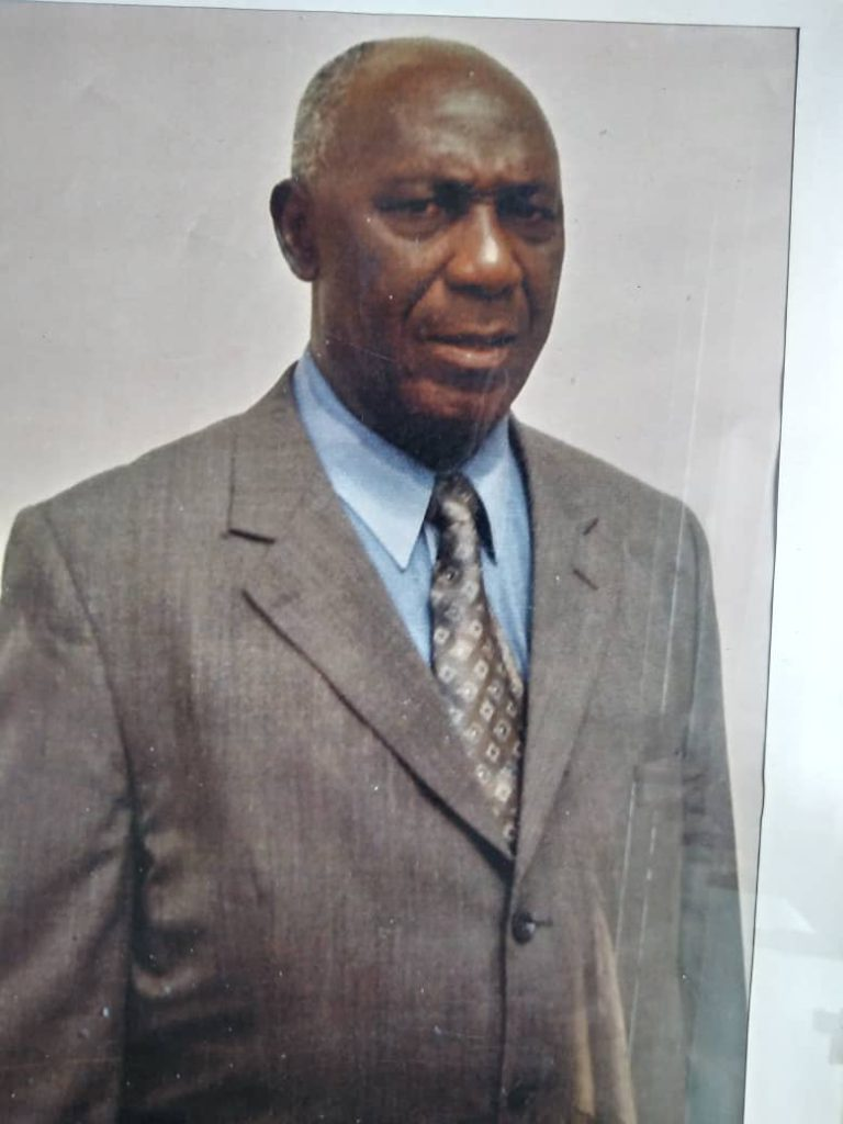Obituary: MENSAH HENRY DICKSON (Age: 85 years)