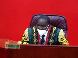 Speaker of Parliament, Alban Sumana Bagbin