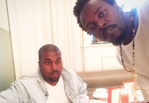 Kwaw Kese meets Kanye West in New York | Adomonline.com
