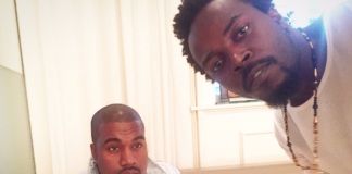 Kwaw Kese meets Kanye West in New York   Adomonline.com