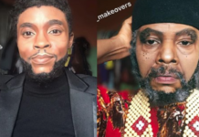Makeup artiste transforms herself to Chadwick Boseman, Tiwa Savage, Davido, others