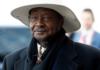 Uganda's longtime leader Yoweri Museveni