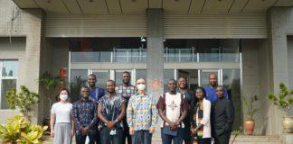MOFCOM Scholars Alumni Association inauguration