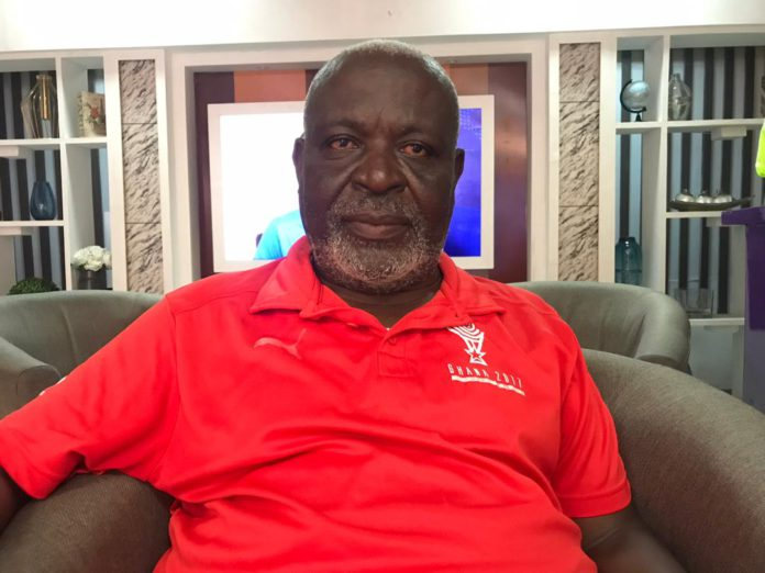 Veteran Sports Administrator Kofi Manu