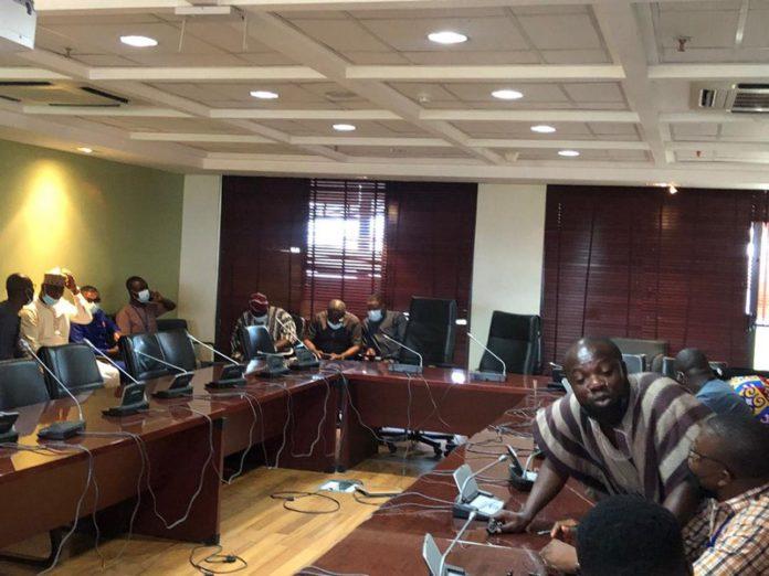 NDC minority in parliament