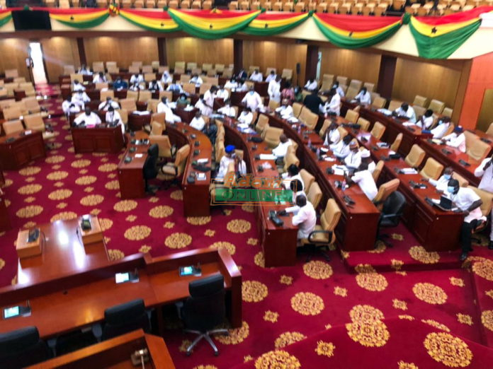 Parliament approves Akufo-Addo's 16 Regional Minister nominees 4