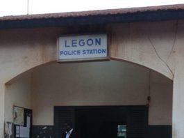 Legon police station
