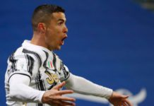 Cristiano Ronaldo scored to help Juventus win a record-extending ninth Italian Super Cup by beating Napoli 2-0 on Wednesday