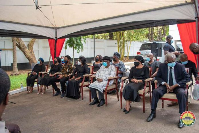 Parliament calls on Rawlings family