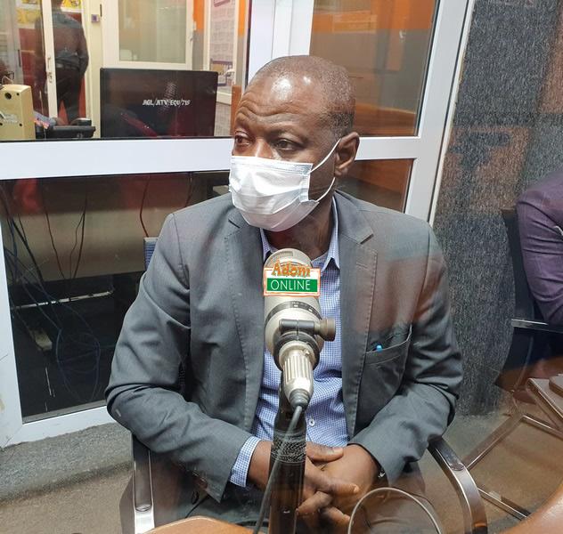 Director-General for the Ghana Health Service Dr Patrick Kuma-Aboagye