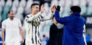 Juventus celebrate Image credit: Getty Images