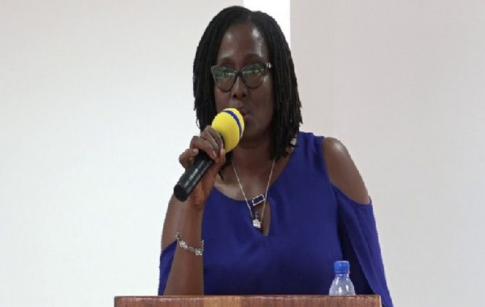 The late Public Affairs Manager of the GPHA, Josephine Asante