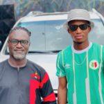 Kofi Kinaata and Countryman Songo