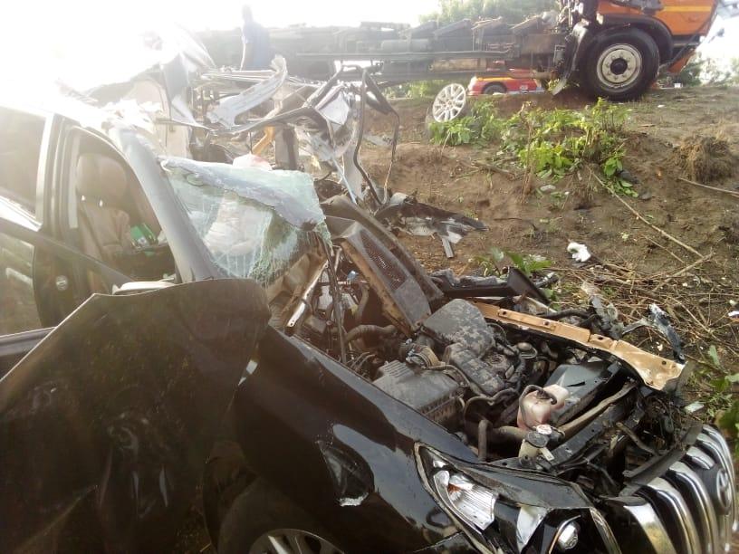 Three foreigners killed in gory accident at Gomoa Okyereko 2