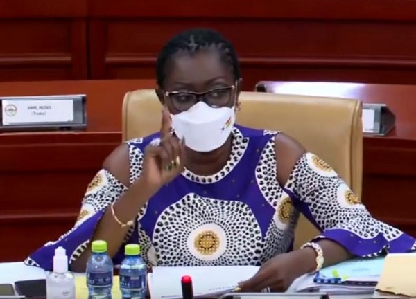 Ursula, Amewu, Godfred Dame and 2 others to reappear before Appointments Committee 6