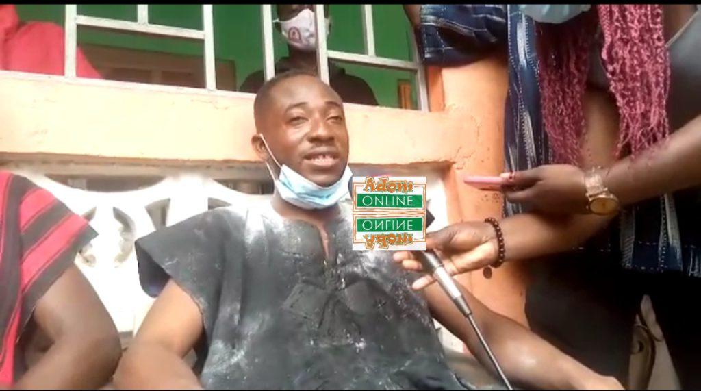 Popular Ghanaian musician enstooled as Gyaasehene [Video] 2
