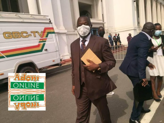 Otchere Darko disappointed in Tsikata over Dominic Ayine 4