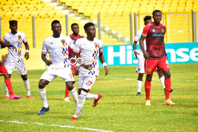 Asante Kotoko v Hearts of Oak