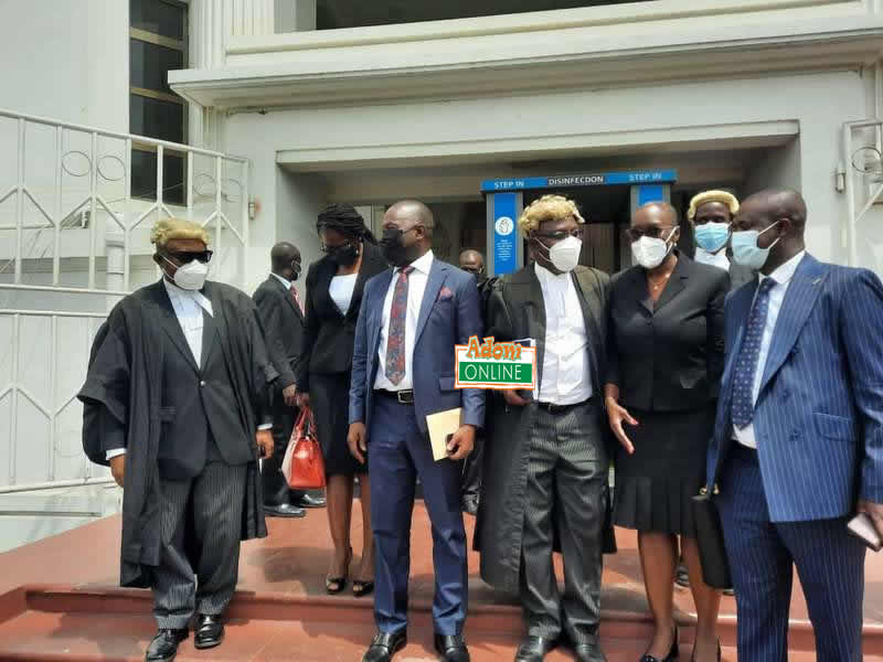Dr. Dominic Ayine discharged by Supreme Court