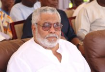 Lt Jerry John Rawlings