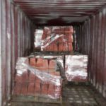 A container of painted paving stones. Source: Sinan Borovali/KYB Law Firm