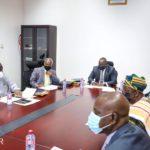Abu Jinapor engages Lands Commission