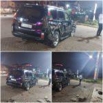 Bishop Owusu Ansah accident