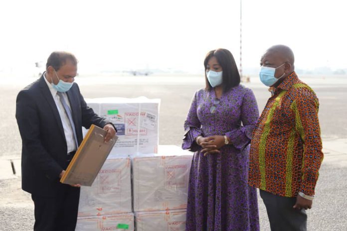 Ghana receives 50,000 more COVID-19 vaccines 4