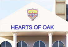 How Hearts of Oak club secretariat would look like