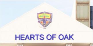 How Hearts of Oak club secretariat would look like