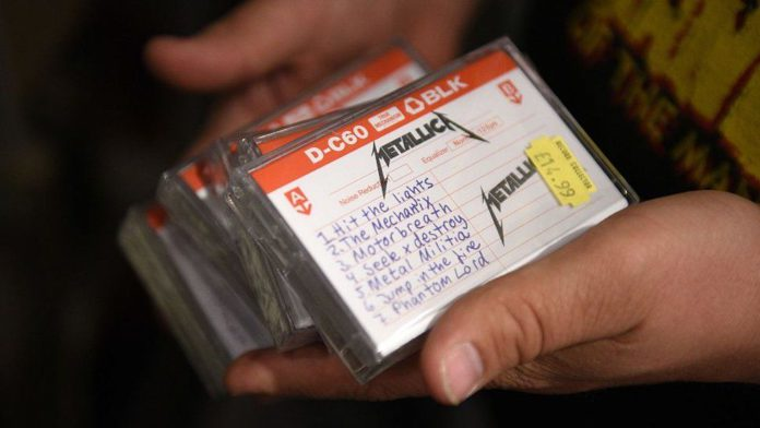 Audio cassette tape inventor dies at age 94 4