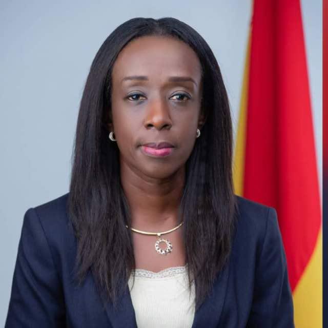 Delese Mimi Darko, CEO of FDA