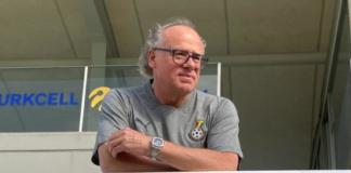 Ghana FA technical director, Bernhard Lippert