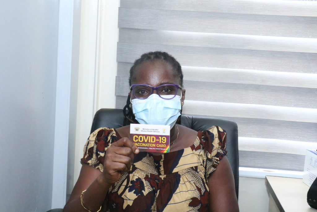 Staff of The Multimedia Group receive COVID-19 vaccine [Photos] 71