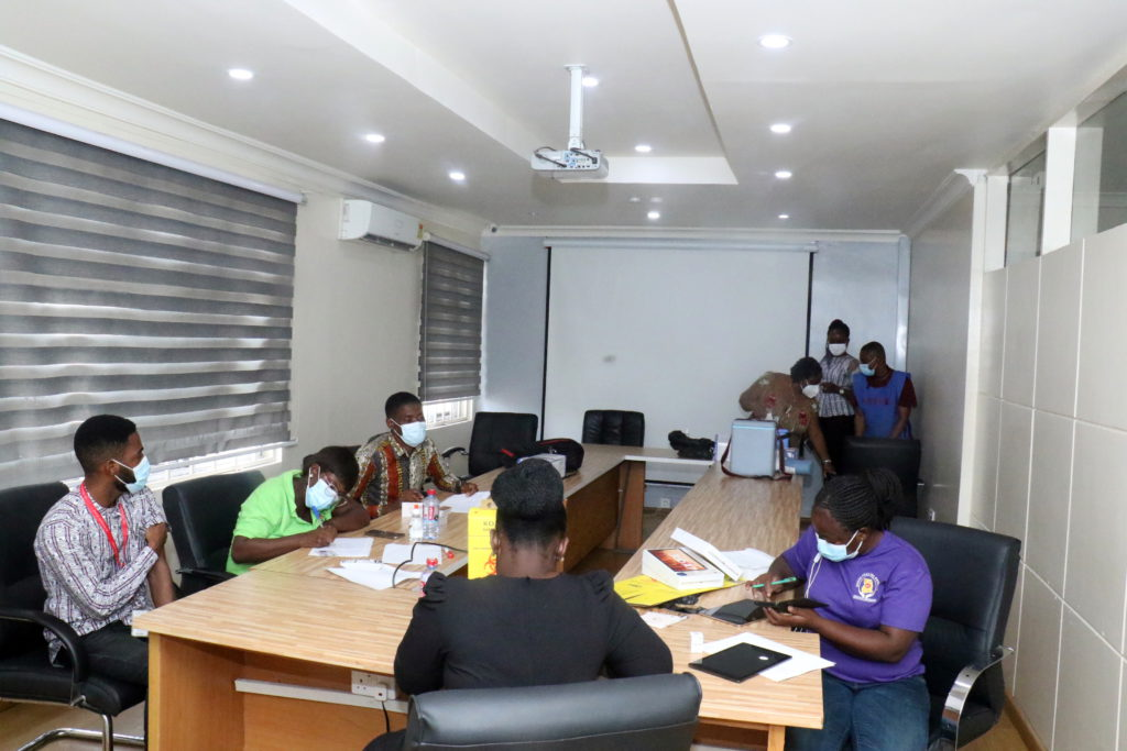 Staff of The Multimedia Group receive COVID-19 vaccine [Photos] 79