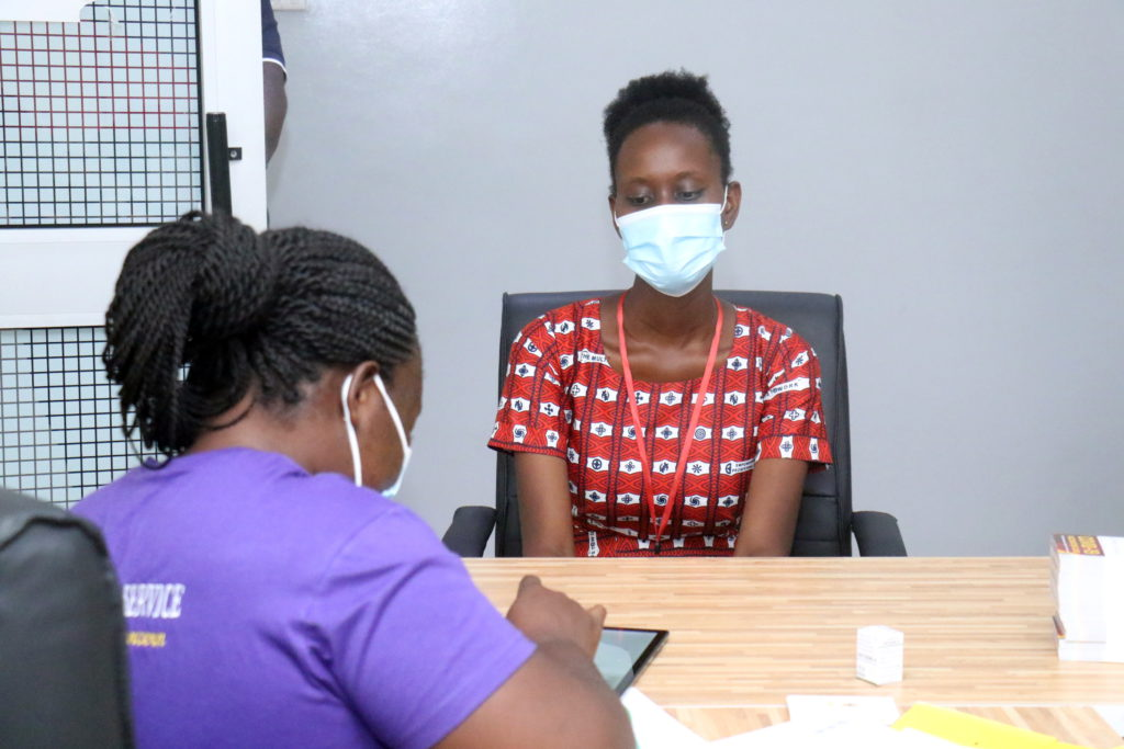 Staff of The Multimedia Group receive COVID-19 vaccine [Photos] 88