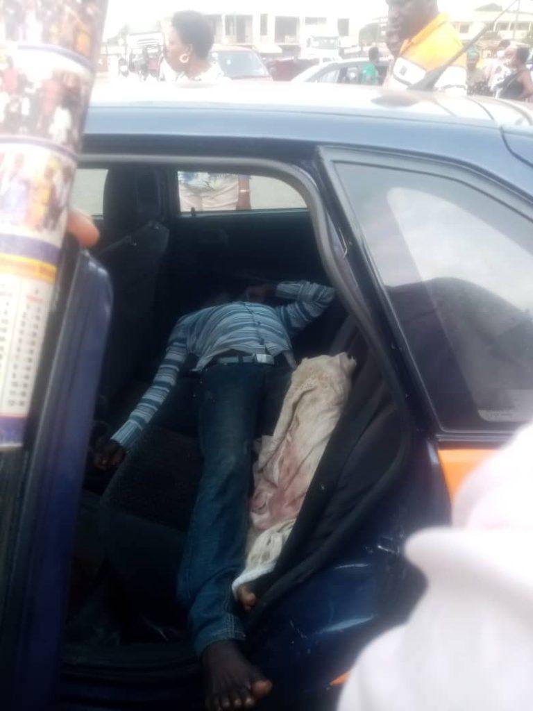 Taxi driver found dead in his car at Breman 4