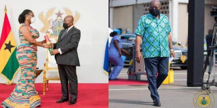 ursula owusu and akufo addo