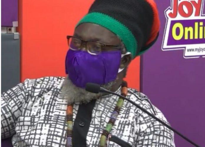 An aspirant for the Musicians Union of Ghana (MUSIGA) presidency, Ras Caleb Appiah-Levi