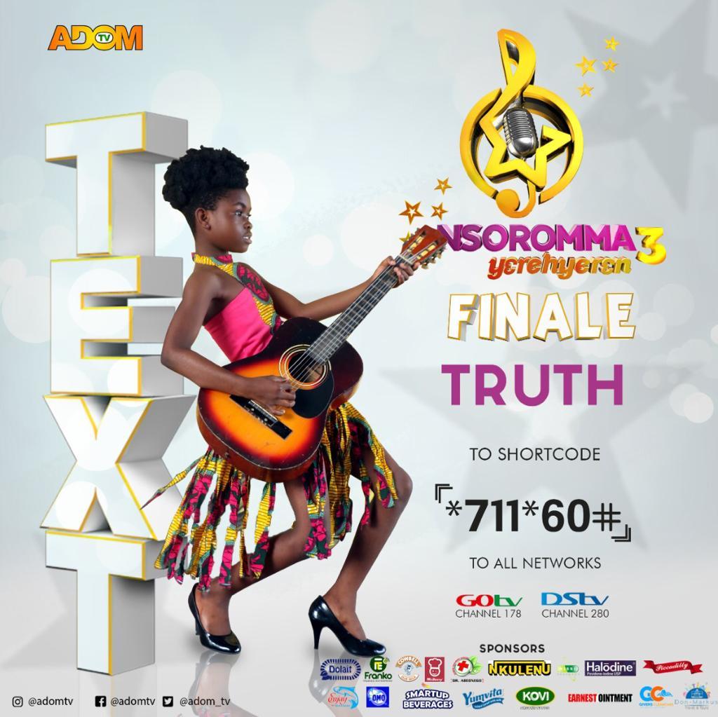 Adom TV's Nsoromma Season 3 finale slated for March 7 18