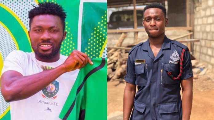 Ghana Premier League player arrested for crashing police officer to death 4