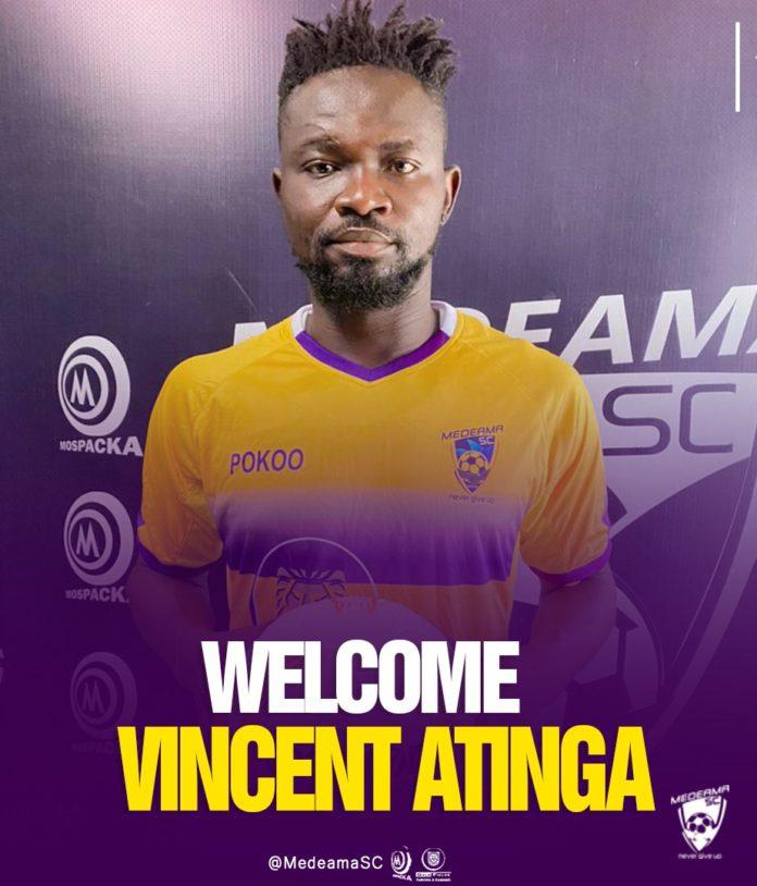 Vincent Atinga