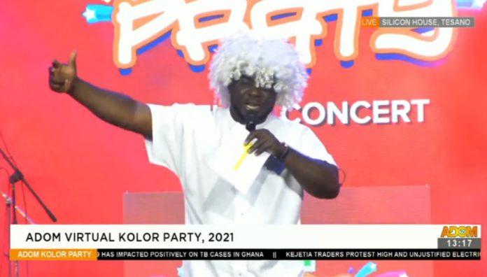 OPD hosts Adom FM Kolor Paaty 2021