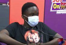 Yaw Tog at Joy FM